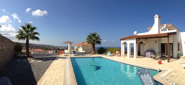 Sunset Valley - North Cyprus Holiday Villa Rental - North Cyprus